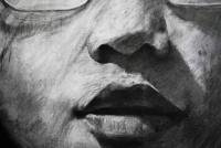 /Carbón sobre papel 2012 220x150 cm