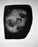 Carbón sobre papel / 2012 220x19cm