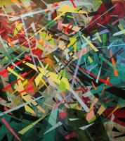 Acrílico sobre lienzo - 170x150cm